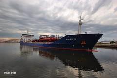 Emek-S (das boot 160) Tags: sea port docks river boats boat dock ship ships birkenhead maritime alfred mersey docking rivermersey alfredbasin merseyshipping emeks alfredlock
