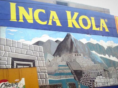 Le coca des incas... Lima, Pérou