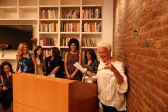 Efrat Shaked, Ruthie Israeli, Linda Wachtel, Marissa Moore, Claudia Narvez-Meza, Fiona True