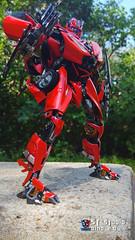 DOTM Dino Robot mode   by ST studio_05 (capcomkai) Tags: dino ferrari transformers mirage autobot 132 法拉利 458 dotm 變形金剛 darkofthemoon ディーノ deluxeclass 博派 トランスフォーマー 迪諾 ststudio 汽車人 變三 st工作室