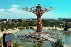 Expo2015-Albero della vita (MaOrI1563) Tags: italy milan italia expo milano cielo acqua lombardia treeoflife vita 2015 padiglioneitalia alberodellavita expo2015 maori1563