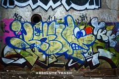 Skuf (absolutetrashmag) Tags: new york zine ny trash magazine graffiti photo graff absolute westchester 914 ykk skuf newyorkcitygraffiti absolutetrash