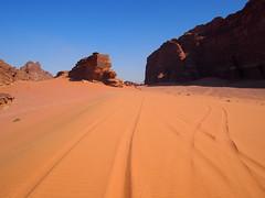 Wadi rum tracks!