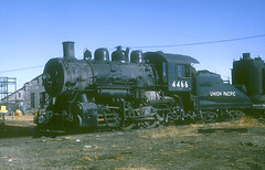 UP 0-6-0 Class S-6 4466 (Chuck Zeiler) Tags: railroad up pacific union class locomotive 060 s6 4466