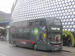 NXWM 6704 YX15OXW 'Helena' Park St, Birmingham on 900E (1280x960) (dearingbuspix) Tags: helena platinum 900 nationalexpress 6704 travelwestmidlands nationalexpresswestmidlands nxwm yx15oxw