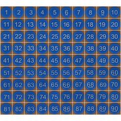 Bingo 51 (Leo Reynolds) Tags: photomosaic mosaicsquircle mosaicnumber number numberbingo xsquarex bingo lotto loto houseyhousey housey housie housiehousie numberset xleol30x xx2015xx