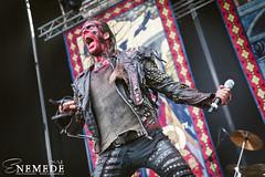 Turisas (Nat Mora Domingo -Enêmede-) Tags: show party festival metal canon concert spain stage alicante attitude singer fest viking pintura 2015 turisas villena leyendasdelrock enemede mathiasnyggard