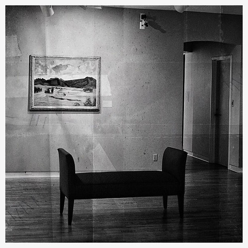 """Museum Bench • <a style=""""font-size:0.8em;"""" href=""""http://www.flickr.com/photos/150185675@N05/30854335083/"""" target=""""_blank"""">View on Flickr</a>"""