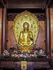 Big Wild Goose Pagoda-5658 (kasiahalka (Kasia Halka)) Tags: unescoworldheritagesite giantwildgoosepagoda bigwildgoosepagoda buddhistpagoda tangdynasty 652 morningbell godofwealth xuanzang xian china