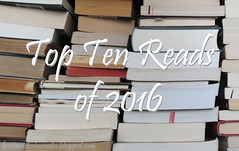 Top Ten Reads of 2016. (KristinVictoria) Tags: blog post blogpost kristinvictoria kristinvictoriacreates toptenreadsof2016 topten top ten reads 2016 read book books bookish bookadict adict always reading alwaysreading alwayscreating creating based texas tx from washington wa state art artist artistic bookaholic