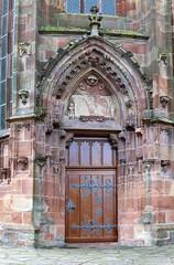 Liebfrauenkirche Frankenberg (Eder) (fotonordhessen) Tags: frankenbergeder marienkapelle liebfrauenkirche portal