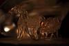 Horse in the shelf (Rajavelu1) Tags: horse glass shelf creative canon60d sigma1835mmf18 art artland artwork closeup lowlight