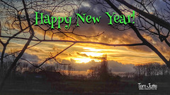 Happy New Year from the Netherlands - 1139 (HereIsTom) Tags: webshots travel europe netherlands holland dutch view nederland views you sony cybershot hx9v nature sun tourists cycle vakantie fietsvakantie cycling holiday bike bicycle fietsen happy nieuw new year 2016 gelukkig jaar 2017 novo ano feliz nuevo anée bonne año 2018