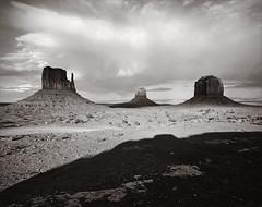 Storm, Monument Valley © John A. Benigno