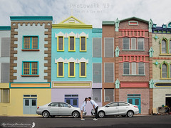 Photowalk V9- Colors (mystoryproduction) Tags: couple chinese cute toyota altis vios agacia kampar color buildings