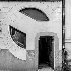 The Extreme of Art Deco (Oleh Zavadsky) Tags: leicax2 leicaimages leicax galicja україна артдеко leica ukraine galicia galicjen architecture архітектура галичина leicaxseries galizien kolomya коломия artdeco kolomyia ivanofrankivskaoblast ua