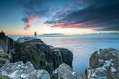 Neist Point Lighthouse, Isle of Skye (Andy Stables) Tags: sunset neist point lighthouse waterstein glendale skye scotland canon 5d4 5d mark iv