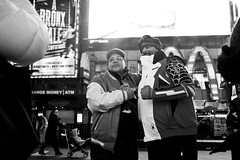 s o l i d (bw) (Brotha Chris) Tags: event eventphotographer photoart polo hiphop culture love art style 42ndstreet 42nd timessquare nyc midtown manhattan portrait portraiture canon outdoor outdoors rap fly goose clothes ralphlauren lauren horse gathering