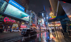 42nd Street at night (dansshots) Tags: nikon nikond750 dansshots nyc newyorkcity manhattan timessquare timessquarenewyorkcity timessquarenyc newyorkatnight nightphotography nightshot rokinon14mm wideangle rokinon