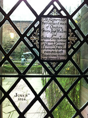 Photo of Chester Cathedral Cloister Window