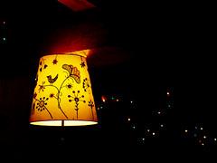 Lamps, light & dark (Michele Ginolfi) Tags: lamps colours light black