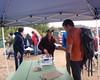 005 Luigi Picks Up His Bib Number (saschmitz_earthlink_net) Tags: 2017 california orienteering vasquezrocks aguadulce losangelescounty laoc losangelesorienteeringclub