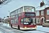East Yorkshire 664, PN02XBH. (EYBusman) Tags: east yorkshire motor services eyms hull bus coach eighth avenue bridlington snow plaxton president volvo b7tl go ahead london central regional transport pvl260 pn02xbh eybusman