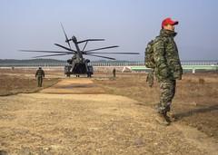 170118-N-SR567-007 (U.S. Pacific Fleet) Tags: cnfk republicofkorea wesleyjbreedlove usn navy 7thfleet pohang rok hm14 vanguard marine