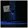 Investigator - Danbo (steffi's) Tags: ourdailychallenge odc moodlighting danbo toy spielzeug merchandise yotsuba kiyohikoazuma figur manga kartonmännchen kartonschachtelroboter japan danbooru danbō danboard ダンボー ダンボ indooractivities objectphotography light door