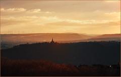 2017 01 16 Rheingau Rocchus Sundown (Mister-Mastro) Tags: rocchuskapelle chapel bingen rhein rheingau sundown sonnenuntergang ir infrared 720nm
