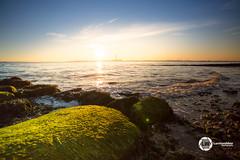 Sunset from hook shores (Lurntwubber) Tags: sunset hook fareham hampshire canon 5dmk3 70200mm 1740mm united kingdom canonuk