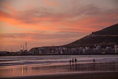 Beach  sunset (1 of 1) (Jan Herremans) Tags: janherremans morocco essaouira sunset beach