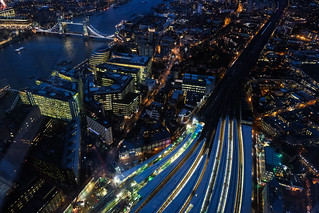 London Nightscape VI