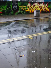 Street art, Park Street Cardiff (DJLeekee) Tags: parkstreet streetart voyder rmer rmerism cruelvapours cardiff bigtrouble littlechina tizer sepr 3dom stadium graffiti karm