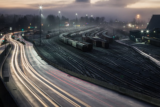 Low Level Road and Trains