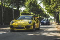 GT3 RS (Photocutout) Tags: porsche gt3 gt3rs rs dodge viper v10 cars supercars sportscars photocutout worldcars goodwood breakfastclub