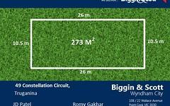 49 Constellation Circuit, Truganina VIC