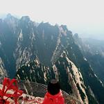 24) Heiliger Berg Huashan 4