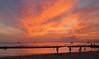 Interstellar (jcc55883) Tags: ocean sunset sky cloud hawaii nikon waikiki oahu horizon pacificocean vog nikond3200 d3200 kuhiobeachpark