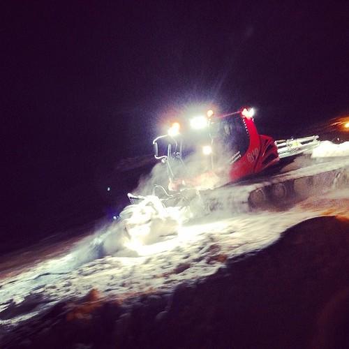 #snowcat #snowpic #pistenraupe #snowboarding #katschberg #landal #snowchaos #snowalert #bestview #picoftheday #instagood #snowscoot #gamskogelpiste