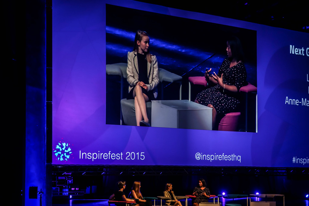 THE NEXT GENERATION PANEL [INSPIREFEST 2015] REF-105776