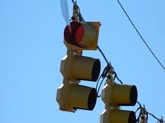 Traffic Light FAIL! - Duncan, SC (TrainsAndSirens1) Tags: light trafficlight traffic leds signal trafficsignal fail messedup duncansc trafficlightfail trafficsignalfail