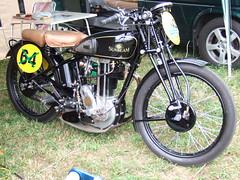 SUNBEAM TT 95//R - 1934 (John Steam) Tags: vintage austria meeting motorbike memory motorcycle oldtimer tt sunbeam obersterreich 1934 racer motorrad attersee 2015 rennmaschine gahberg oldtimertreffen weyregg 95r gleichmaessigkeitsfahrt