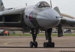 Royal International Air Tattoo 2012 - Avro Vulcan - Vulcan To The Sky - XH558 (lynothehammer1978) Tags: raf ffd fairford riat royalinternationalairtattoo royalairforce raffairford xh558 egva vulcantothesky vtts spiritofgreatbritain riat2012 royalinternationalairtattoo2012