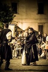 rapimento (lacastellanadiscapezzano) Tags: piazza medievale jesi dama senigallia spettacolo medioevo storico rapimento medioevale frate rappresentazione rievocazione festacastellana