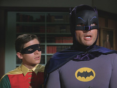 BATMAN (Shed On The Moon) Tags: robin television tv 1966 superhero batman adamwest burtward