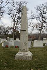 Maxwell Family Headstone