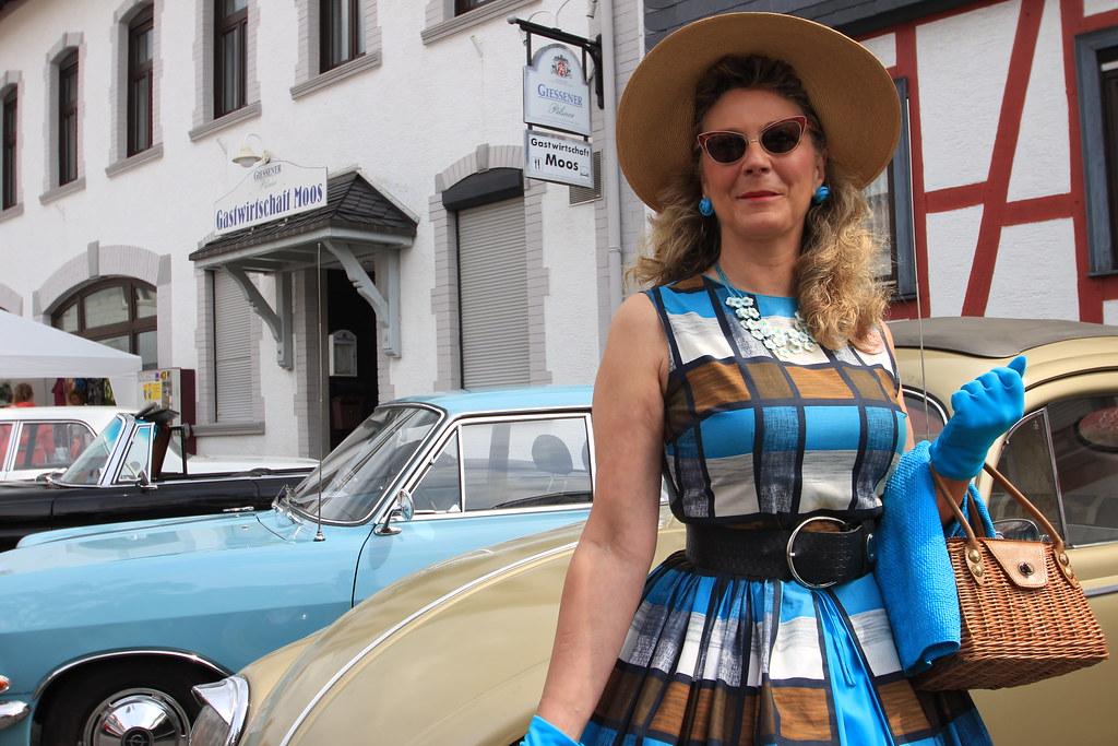 Petticoats and Cars