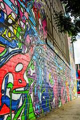 grafity ,bass,fishing,nature,bbq,sundwich 006 (michasekdzi) Tags: street city nyc streetart color art brooklyn cool vivid explore bigapple bushwick grafitybassfishingnaturebbqsundwich