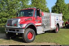 Washington Township Fire Department Engine 2